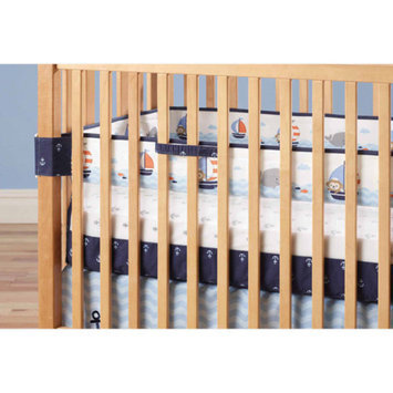 Child of Mine by Carter's Captain Cutie Fresh Air Crib Liner