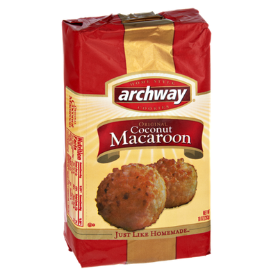 Archway Coconut Macaroon Cookies