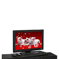 Designs 2 Go XL Single Tier TV Swivel Board