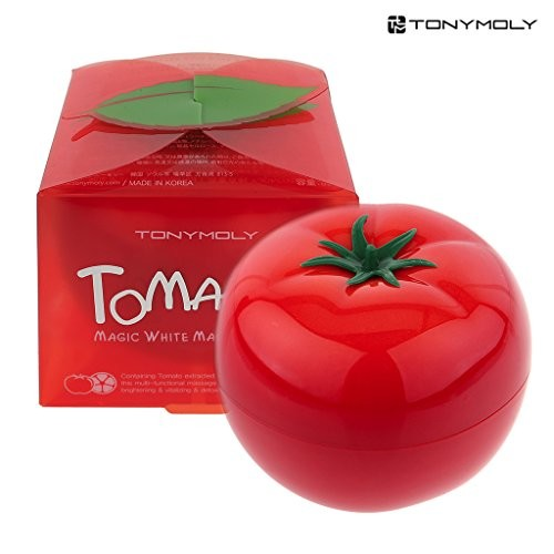 TONYMOLY Tomatox Magic Massage Pack [Tomatox Brightening Mask 80g] [{
