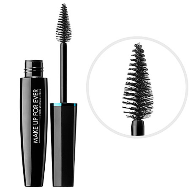 MAKE UP FOR EVER Aqua Smoky Extravagant Waterproof Mascara Black