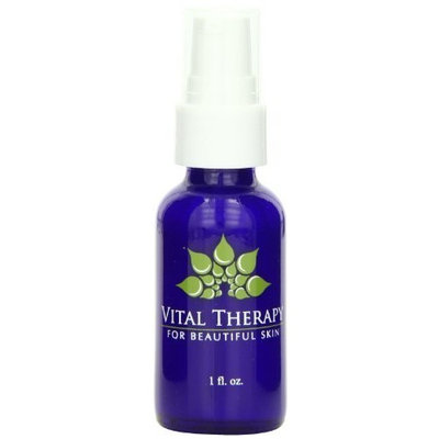 Vital Therapy For Beautiful Skin Vital Therapy Facial Care Plastic Surgery in a Bottle, 1 Ounce