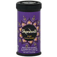 Sharwood's Hot Curry Powder, 3.6 oz (Pack of 6)