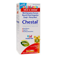 Boiron Children's Chestal Cold & Cough, 6.7 fl oz