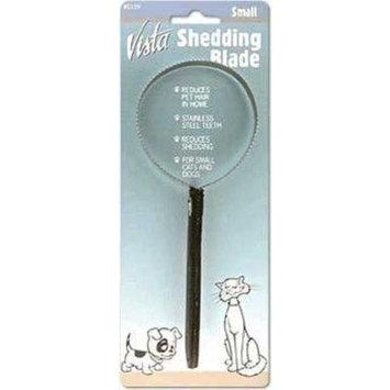 Millers Forge Miller Forge DMI615V Vista Stainless Steel Dog Shedding Blade, Small
