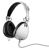 Skullcandy Aviator Headphone With 3 Button Remote - White (S6AVFM-158)