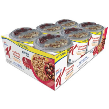 Special K® Kellogg's Nourish Hot Cereal, Cranberry Almond
