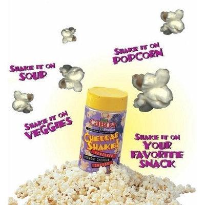 Cabot Cheddar Shake Powdered Popcorn Premium Cheddar Cheese, 8 Ounce