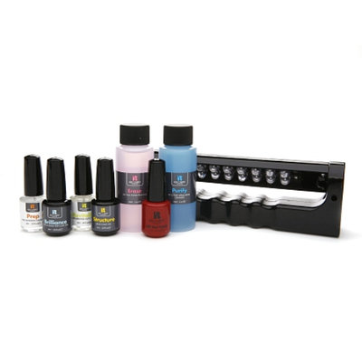 Red Carpet Manicure Gel Polish Starter Kit