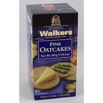 Walkers Fine Oatcake Crackers-10.6 oz