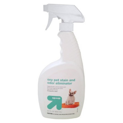 up & up Oxy Pet Stain and Odor Eliminator 22 oz