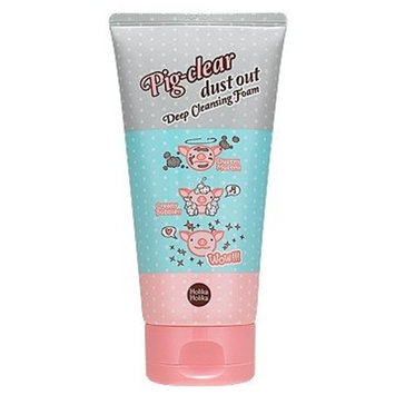 [Holika Holika] Pig Nose Clear Black Head Cleansing (1. Dust Out Deep Cleansing Foam 150ml)