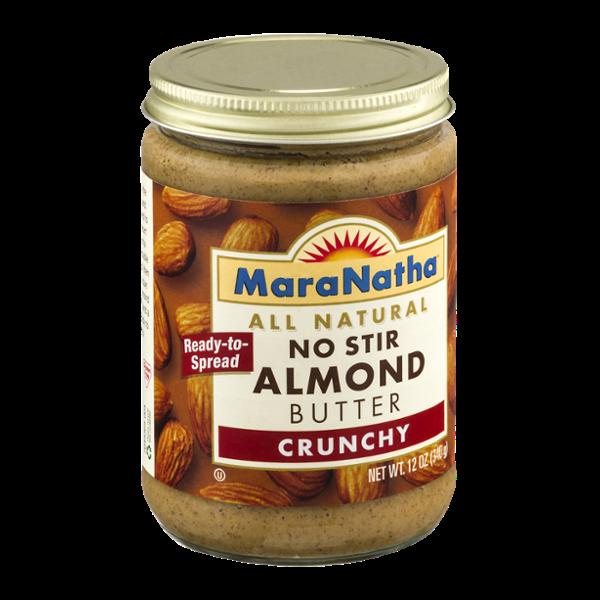 MaraNatha No Stir Almond Butter Crunchy