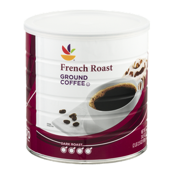 Ahold Dark Roast Ground Coffee French Roast