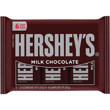 Hershey's Bars Milk Chocolate
