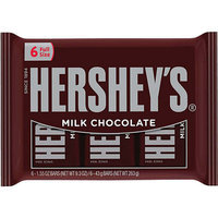 Hershey's : Individually Wrapped Bars Milk Chocolate