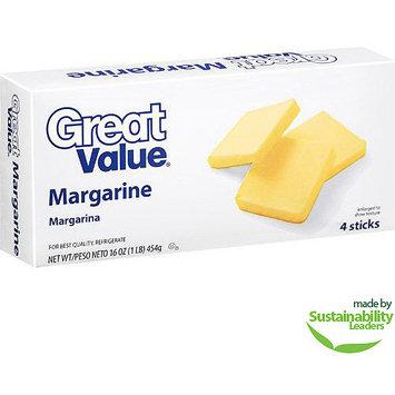 Great Value: Margarine, 16 Oz