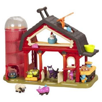 B. toys B. Baa-Baa-Barn Farm house