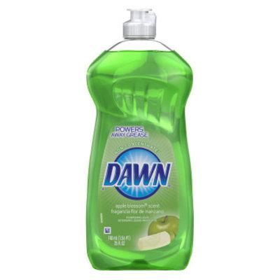 Dawn Dishwashing Liquid - Apple Blossom Scent - 25 oz