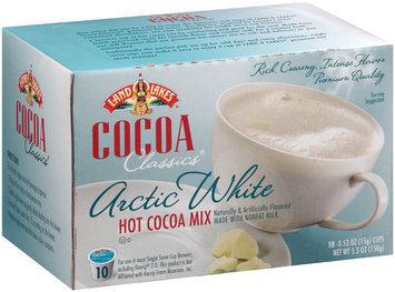Land O'Lakes® Cocoa Classics® Arctic White Hot Cocoa Mix