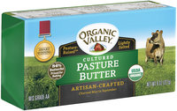 Organic Valley® Cultured Pasture Butter 8 oz. Brick