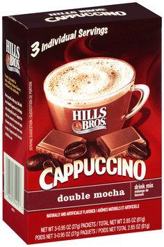 Hills Bros. Cappuccino Drink Mix, Double Mocha