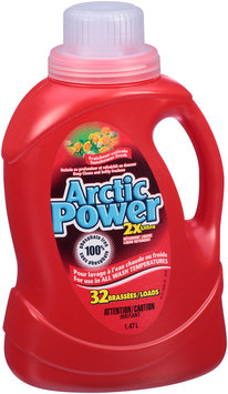 Arctic Power™ 2x Ultra Sunshower Fresh Liquid Detergent 1.47L Jug