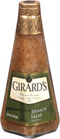 Girard's® Spinach Salad Dressing 12 fl. oz. Glass Bottle