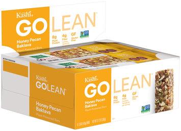 Kashi® Go Lean® Honey Pecan Baklava Plant-Powered Bars 8-1.59 oz. Box