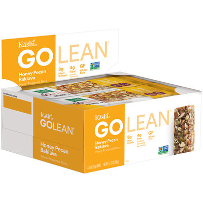Kashi® Go Lean® Honey Pecan Baklava Plant-Powered Bars 8-1.59 oz. Box