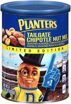 Planters Limited Edition Tailgate Chipotle Nut Mix 15.25 oz. Canister