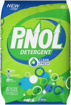 Pinol® Clean & Fresh Powder Laundry Detergent 158.73 oz. Bag