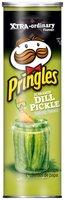 Pringles® Screamin' Dill Pickle Potato Crisps