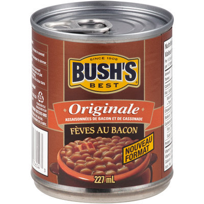 Bush's Best® Original Baked Beans 277 mL Can