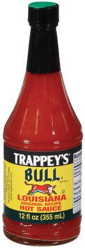 Trappey's Bull Louisiana Original Recipe Hot Sauce