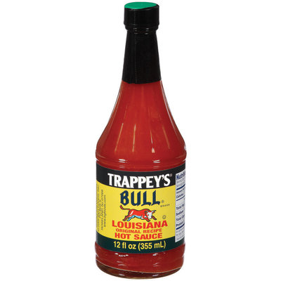 Trappey's Bull Louisiana Original Recipe Hot Sauce