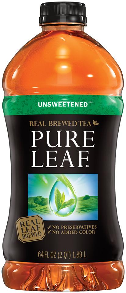 Lipton® Pure Leaf Real Brewed Unsweetened Iced Tea