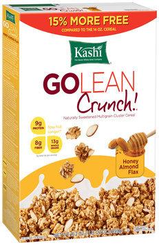 Kashi® GOLEAN Crunch!® Honey Almond Flax Cereal 16.2 oz. Box