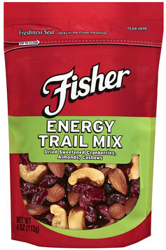 Fisher® Energy Trail Mix 4 oz Peg