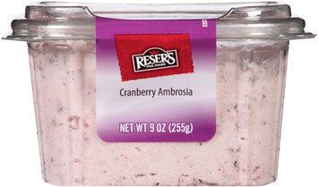 Reser's® Fine Foods Cranberry Ambrosia 9 oz. Tub
