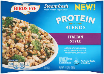 Birds Eye® Steamfresh® Italian Style Protein Blends 11.5 oz. Bag
