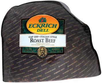 Eckrich Cap Off Italian Style Roast Beef Deli - Roast Beef