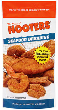 the original hooters® seafood breading