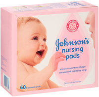 Johnson's® Nursing Pads 60 ct Box