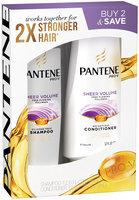 Pantene Pro-V Sheer Volume Shampoo & Conditioner Dual Pack