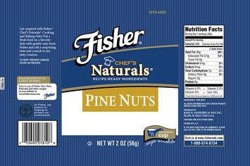 Fischer® Chef's Naturals® Pine Nuts 2 oz Bag