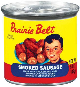 Prairie Belt Smoked Sausage 5 Oz Pull-Top Can