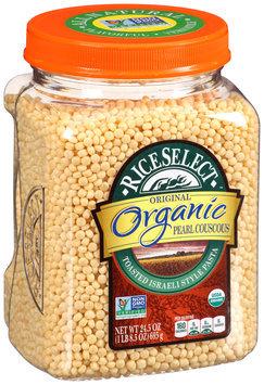Rice Select™ Organic Original Pearl Couscous 24.5 oz. Jar