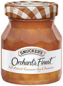 Smucker's Orchard's Finest Fall Harvest Cinnamon Apple Preserves 12 Oz Jar