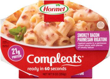 Hormel® Smokey Bacon Parmesan Rigatoni Compleats® 9 oz. Sleeve